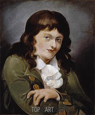 Self-Portrait, c.1791/93 | J. M. W. Turner | Painting Reproduction