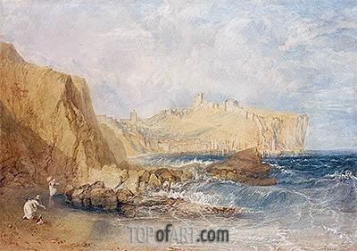 J. M. W. Turner | Scarborough, 1818
