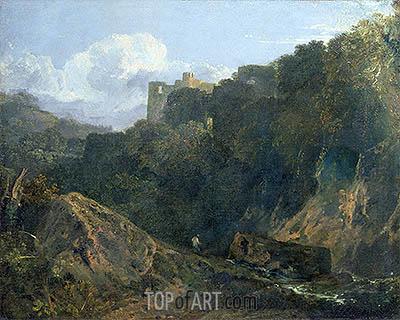 J. M. W. Turner | Cillgerren Castle, c.1798/99