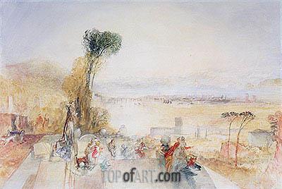 J. M. W. Turner | Lake of Thun, c.1845/51