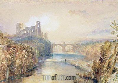 J. M. W. Turner | Barnard Castle, undated