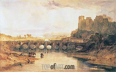 J. M. W. Turner | Ludlow Castle, 1800