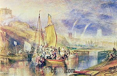 J. M. W. Turner | Nottingham, undated