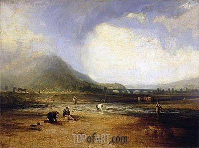 J. M. W. Turner | The Trout Stream, 1809