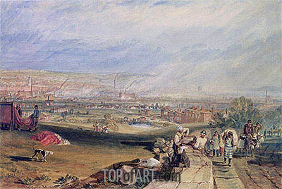 Leeds, 1816 | J. M. W. Turner| Painting Reproduction