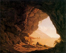 A Cavern Morning | Wright of Derby | outdated