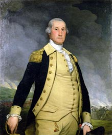 George Washington, Undated by Wright of Derby | Painting Reproduction