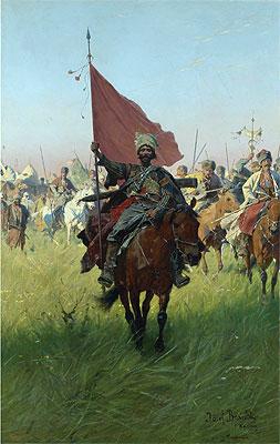 Jozef Brandt | Song of the Cossack Victors,