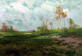 Autumn Shadows, undated by Julian Onderdonk | Painting Reproduction