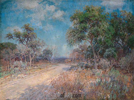 Julian Onderdonk | Weg zu den Hügeln, 1918