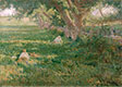 Springtime, 1901   Julian Onderdonk