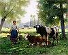 The Milk Girl | Julien Dupre