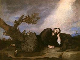 Jacob's Dream, 1639 by Jusepe de Ribera | Painting Reproduction