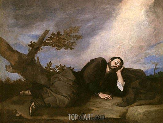 Jusepe de Ribera | Jakobs Traum, 1639