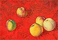 Apples   Kuzma Petrov-Vodkin