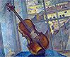 Violin   Kuzma Petrov-Vodkin