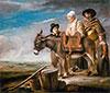 Milchmädchen Familie, c.1641 | Antoine, Louis and Mathieu Le Nain