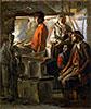Die Schmiede, c.1625/48 | Antoine, Louis and Mathieu Le Nain