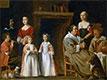 Porträts in einem Innenraum, 1647 | Antoine, Louis and Mathieu Le Nain
