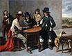 Würfel-Spieler, c.1630/80 | Antoine, Louis and Mathieu Le Nain