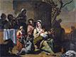 Vintage Scene, c.1650 | Antoine, Louis and Mathieu Le Nain