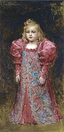 Girl in Costume | Leon Comerre | outdated