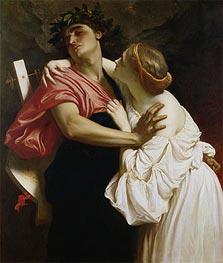 Orpheus and Euridyce | Frederick Leighton | veraltet