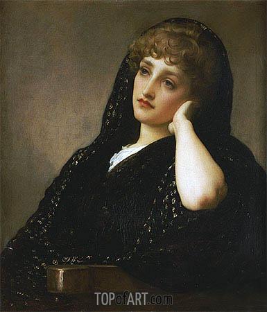 Frederick Leighton | Memories, c.1883