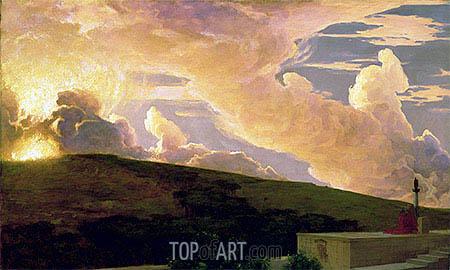 Frederick Leighton | Clytie, c.1890/92
