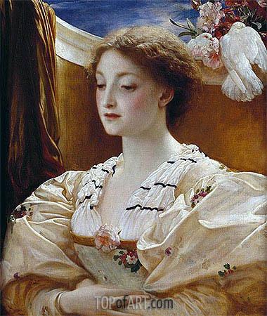 Frederick Leighton | Bianca, 1862