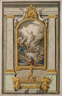 Lagrenee | The Resurrection, c.1760