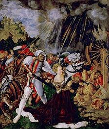 The Martyrdom of St Catherine, c.1504/05 von Lucas Cranach   Gemälde-Reproduktion
