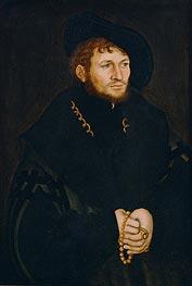 Caspar Köckeritz von Saxony | Lucas Cranach | veraltet