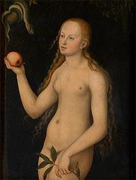 Eve | Lucas Cranach | Painting Reproduction
