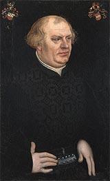 Portrait of a Man (Johann Feige) | Lucas Cranach | Painting Reproduction