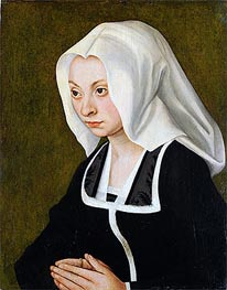Portrait of a Woman | Lucas Cranach | veraltet