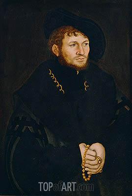 Lucas Cranach | Caspar von Koeckeritz of Saxony, undated