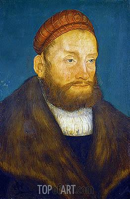 Lucas Cranach | Markgraf Casimir von Brandenburg-Culmbach, 1522