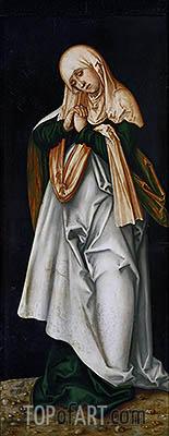 Lucas Cranach | Saint Mary Suffering, c.1510/20