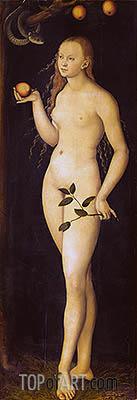 Lucas Cranach | Eve, 1528