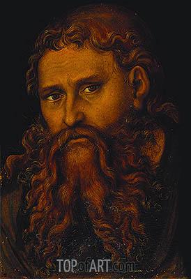 Lucas Cranach | Christ, undated