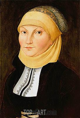 Lucas Cranach | Katharina Luther, 1528