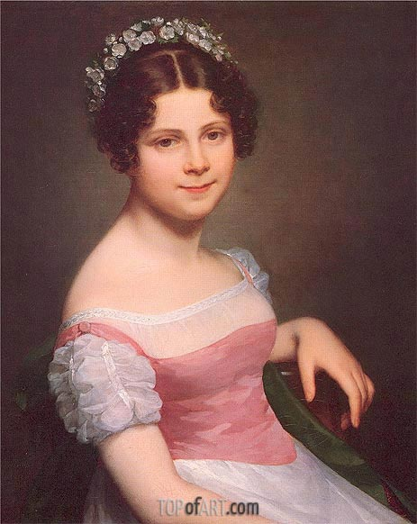 Mayer-Lamartiniere | Sophie Fanny Lordon, 1820