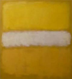 Number 10, 1957 by Mark Rothko | Painting Reproduction