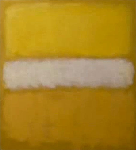 Number 10, 1957 | Mark Rothko | Gemälde Reproduktion
