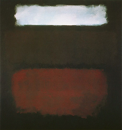Number 28, 1962 | Mark Rothko | Painting Reproduction