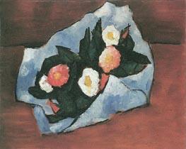 Wild Roses, 1942 von Marsden Hartley | Gemälde-Reproduktion