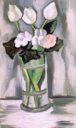 Fleurs d'Orphee | Marsden Hartley | Painting Reproduction