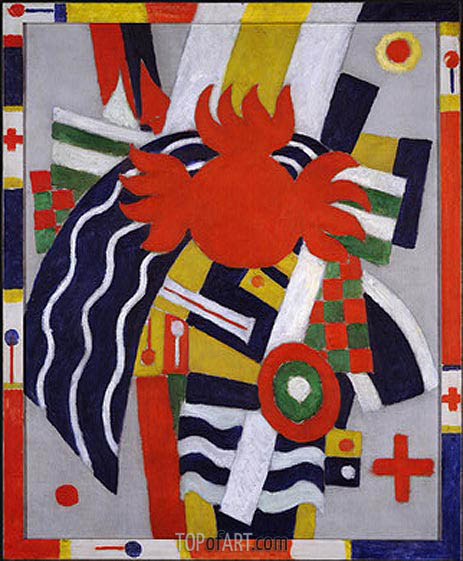 The Aero, 1914 | Marsden Hartley | Painting Reproduction