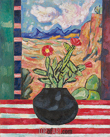 Untitled (Still Life), 1919 | Marsden Hartley | Painting Reproduction